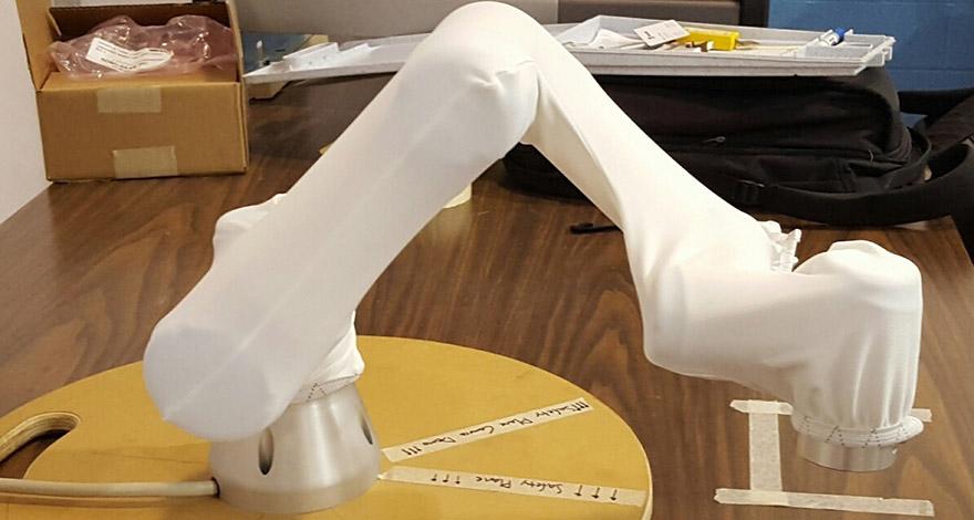 Paint/Disposable Robot Cover